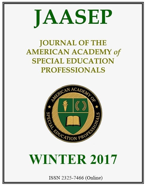 JAASEP WINTER 2017