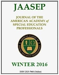 JAASEP WINTER 2016