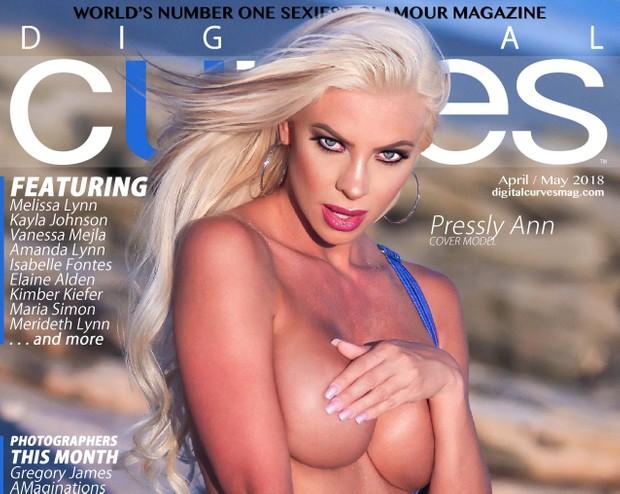 Digital Curves Magazine April-May 2018 Vol 6