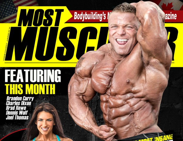 04 Most Muscular Magazine MARCH-APRIL 2018 Vol 02 Issue-4