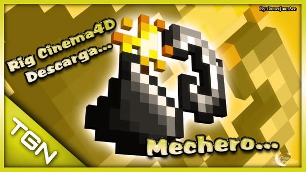 Mechero Minecraft