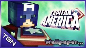 Wallpaper Capitan America By:GamerJuanAec