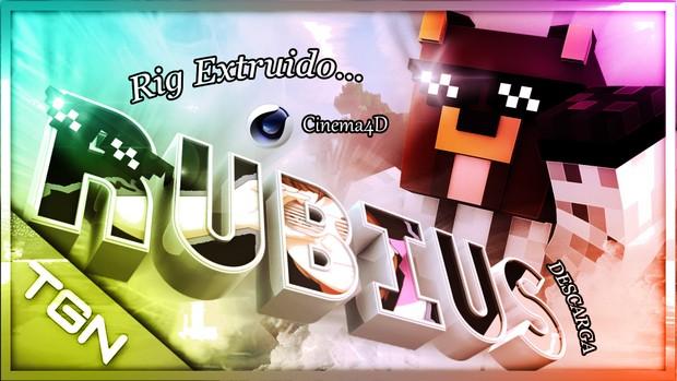 ElRubuisOMG (Extruido) By:GamerJuanAec