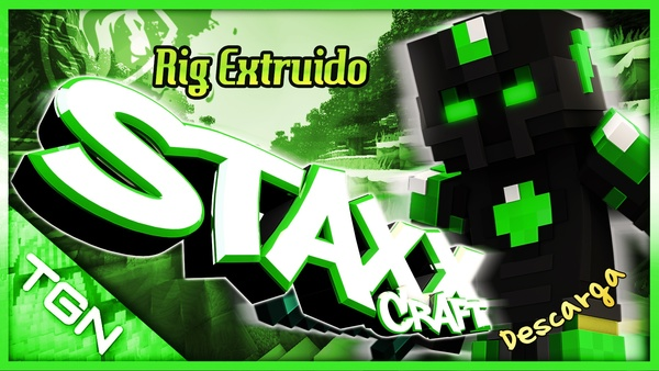 sTaXxCraft Rig Extruido By:Gamer Juan Aec