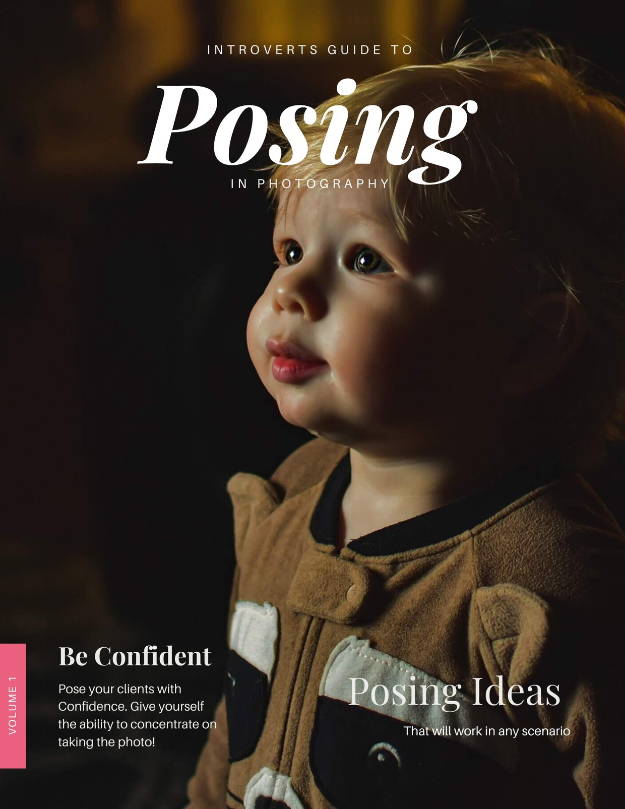 Introverts Guide To Posing In Photography (Includes 19 LR MOBILE PRESETS)