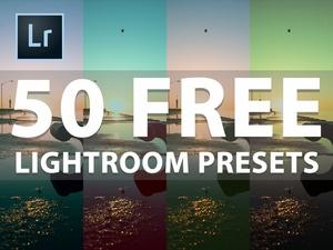 50 Lightroom Presets