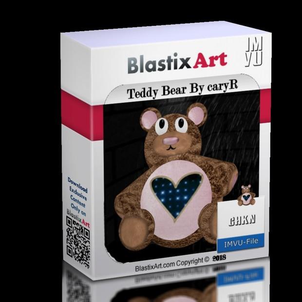 Teddy Bear By CaryR