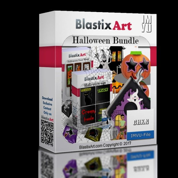 Halloween Bundle!!