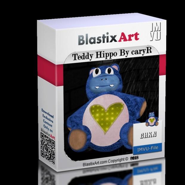 Teddy Hippo ByCaryR