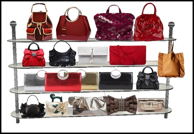 Collectible  HandBags By Cr