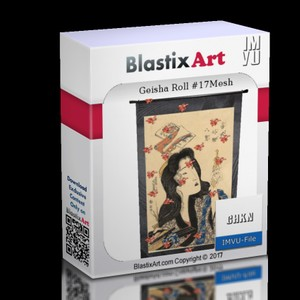 GeishaRoll#17Mesh