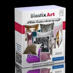 A Glitter Cushion collection by caryR