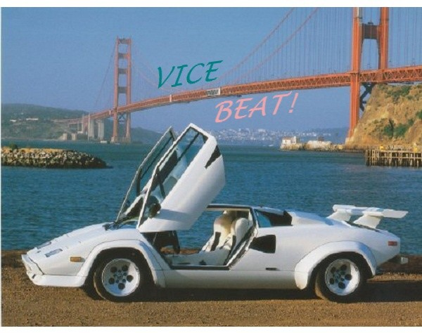 Vice Beat! by Brett Van Donsel