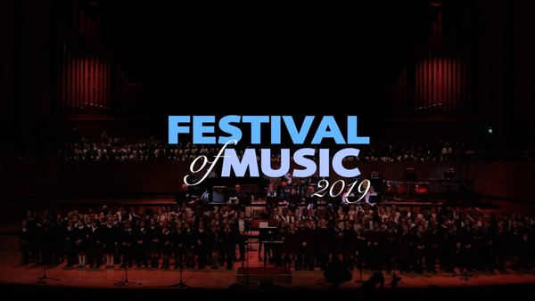 Bird College's Festival of Music 2019