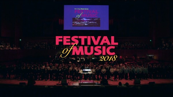 Bird College's Festival of Music 2018