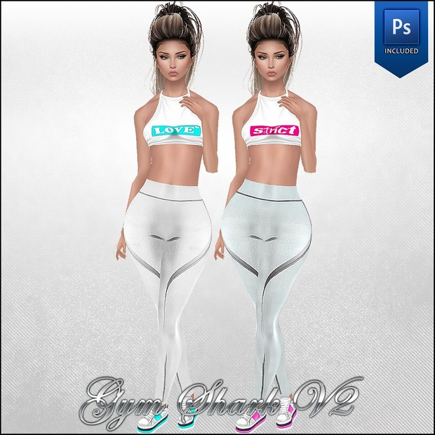 Gym Shark V2 (2 versions)