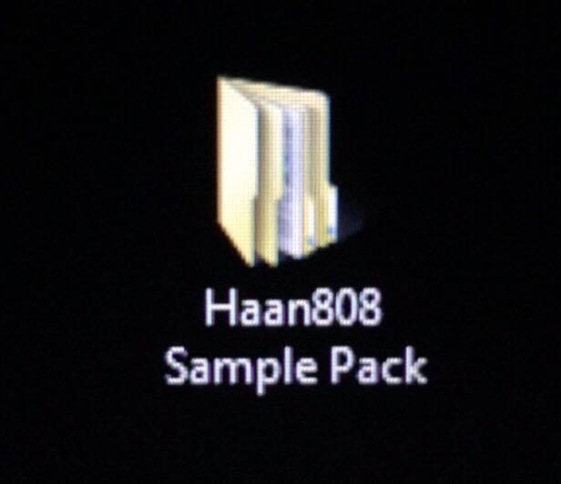 Haan808 Sample Pack Vol 1