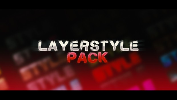 LayerSyle Pack - By ShaDowZz & Scorpy