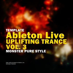 Uplifting Trance Ableton Live Template Vol. 3 (Monster Pure Style)