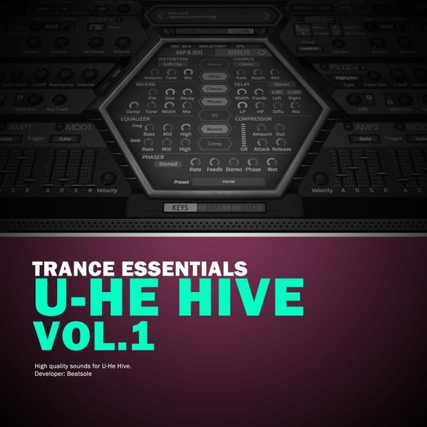 Trance Essentials U-He Hive Vol. 1