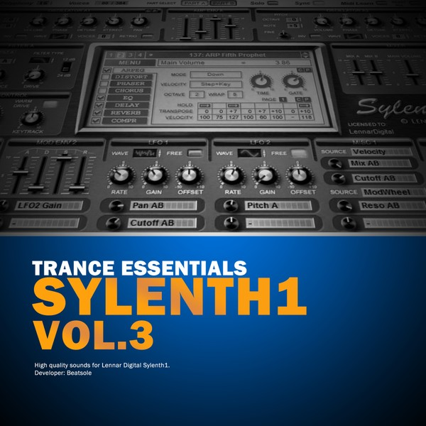 Trance Essentials Sylenth1 Vol. 3