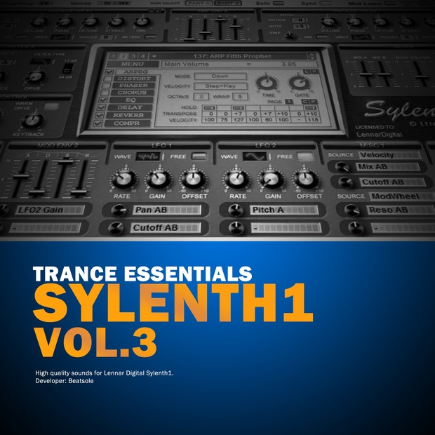 Trance Essentials Sylenth1 Vol. 3