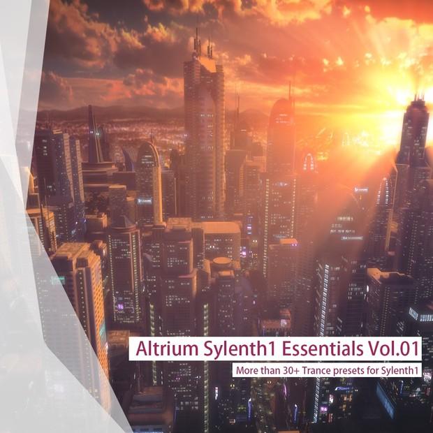Altrium Sylenth1 Essentials Vol 01