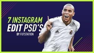 7 FIFA 18 EDIT PSD'S 3000X3000