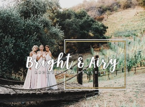 Bright & Airy | Lightroom Preset Collection