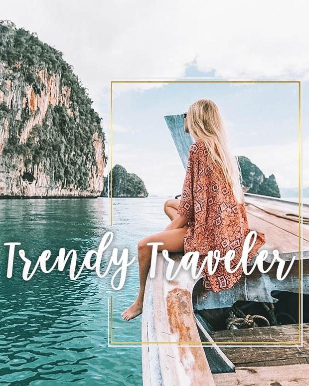Trendy Traveler | Lightroom Collection