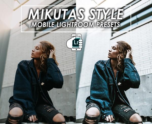 Mikutas Style Instagram | Lightroom Mobile Presets