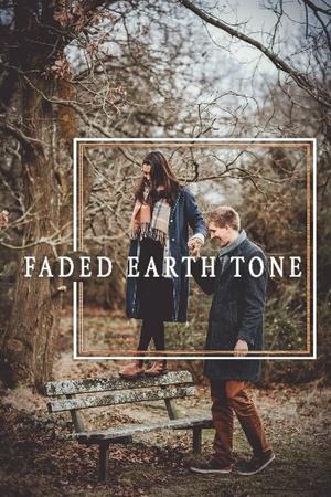 Faded Earth Tone | Lightroom Preset