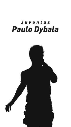 Paulo Dybala Phone Wallpaper