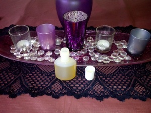 Do-It-Yourself PET ANOINTING OIL Against Demons Behind Parasites, Sickness, Etc. by Brother Carlos
