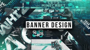 INSANE Youtube Banner | $15
