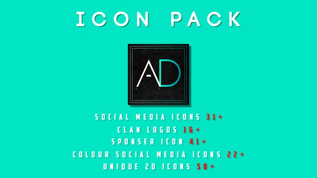 ICON PACK | 150+