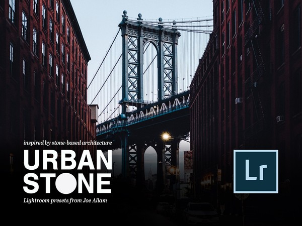 URBAN STONE — 32x Lightroom Edit Presets