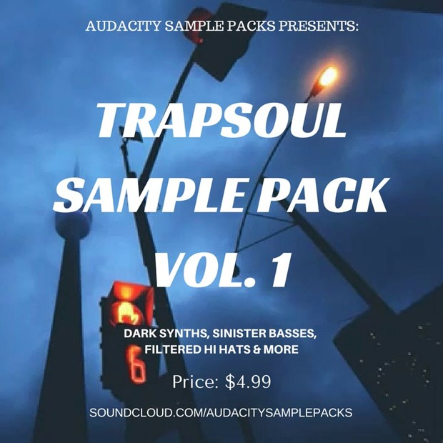Trapsoul Sample Pack Vol. 1