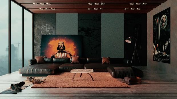 Living Room Free Demo Scene