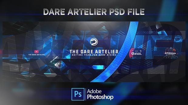 Dare Artelier PSD