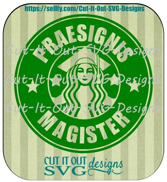 Outstanding Teacher Starbucks in LATIN Praesignis Magister