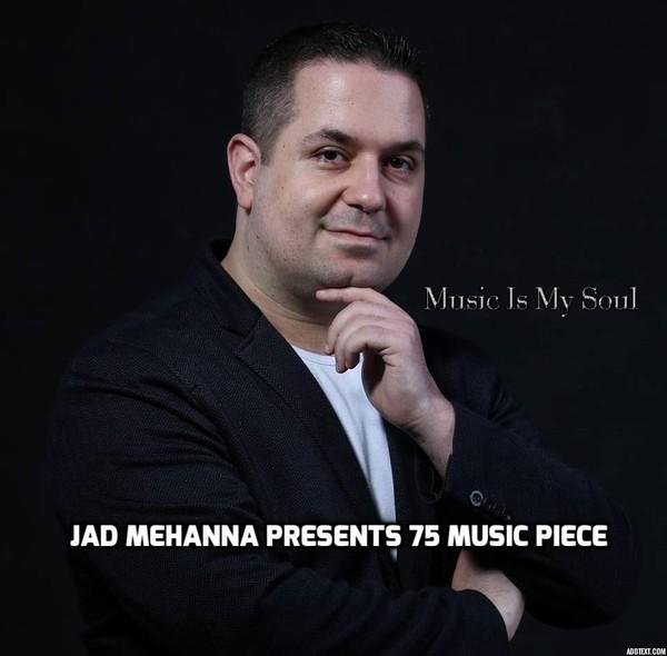 Jad Mehanna- Largest Music Collection -75 Music piece