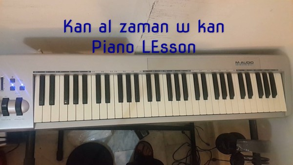 kan al zaman w kan video +sheets - كان الزمان وكان