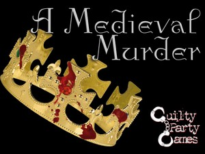 A Medieval Murder - Murder Mystery Dinner Party Game - 7 Players (1 Male, 1 Female, 5 Either)