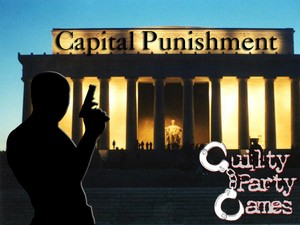 Capital Punishment - Murder/Mystery Dinner Party Game