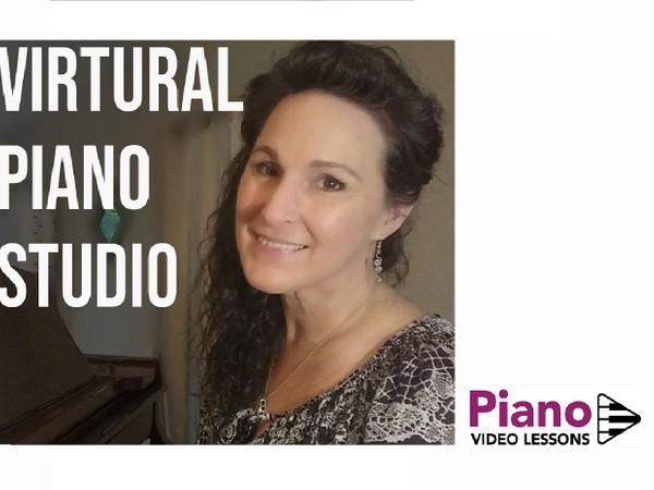 Virtual Piano Studio