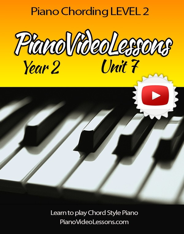 Piano Chording 2 - ebook