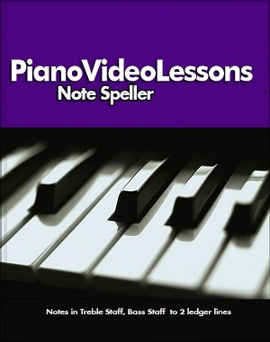 Note Speller for Piano - PVL