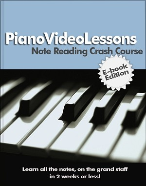 Note Reading Crash Course - PVL