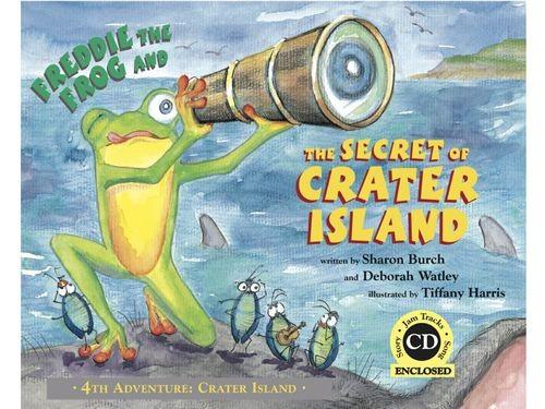 Secret of Crater Island PDF Add-On